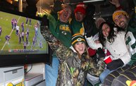 WTAQ Photo Coverage :: Packers Game Day :: Playoff Win Over Vikings 8