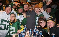 Y100 Tailgate Party at Brett Favre's Steakhouse :: Packers vs. Vikings :: Playoffs! 8