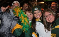 WTAQ Photo Coverage :: Packers Game Day :: Playoff Win Over Vikings 2