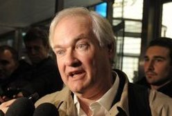NHL Players Association representative Donald Fehr