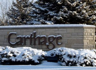 Carthage College in Kenosha