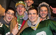 Packers Playoff Pre Game Coverage - See the Tailgate Action From 1-5-2013 11