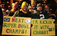 Packers Playoff Pre Game Coverage - See the Tailgate Action From 1-5-2013 1