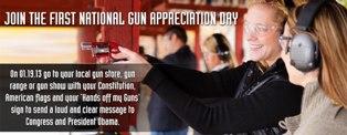 Gun Appreciation Day 2013