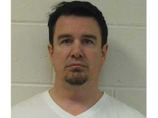 John Bahr mugshot, from Marathon County Sheriff's Department