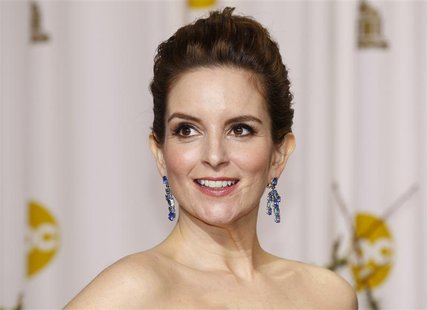Presenter Tina Fey attends the 84th Academy Awards in Hollywood, California February 26, 2012. REUTERS/Mike Blake