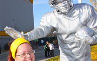 Our Top 25 Shots From the Packers' Tundra Tailgate Zone 21