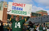 Our Top 25 Shots From the Packers' Tundra Tailgate Zone 18