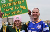 Our Top 25 Shots From the Packers' Tundra Tailgate Zone 14
