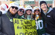 Our Top 25 Shots From the Packers' Tundra Tailgate Zone 12