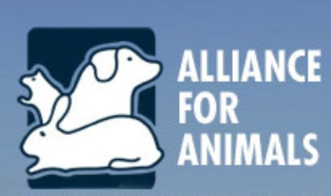 Alliance For Animals logo
