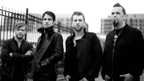 Image courtesy of Facebook.com/ThreeDaysGrace (via ABC News Radio)