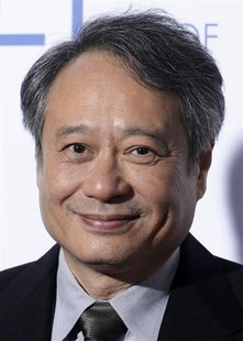 "Director Ang Lee attends a special screening of the film ""The Life of Pi"" in Los Angeles in this November 16, 2012 file photo. REUTERS/Phil"