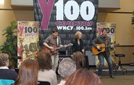 Subway Fresh Faces Presents: Kristen Kelly at Y100 2
