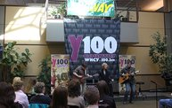 Subway Fresh Faces Presents: Kristen Kelly at Y100 1
