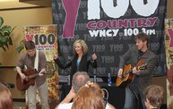 Subway Fresh Faces Presents: Kristen Kelly at Y100 30
