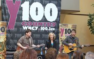 Subway Fresh Faces Presents: Kristen Kelly at Y100 28