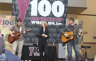 Subway Fresh Faces Presents: Kristen Kelly at Y100 25