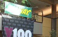 Subway Fresh Faces Presents: Kristen Kelly at Y100 24