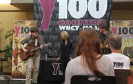 Subway Fresh Faces Presents: Kristen Kelly at Y100 23