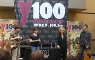 Subway Fresh Faces Presents: Kristen Kelly at Y100 16