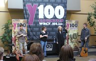 Subway Fresh Faces Presents: Kristen Kelly at Y100 14