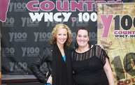 Subway Fresh Faces Presents: Kristen Kelly at Y100 9