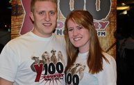 Rascal Flatts, The Band Perry, and Kristen Kelly at the Resch Center on 1/10/13 With Y100 5