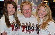 Rascal Flatts, The Band Perry, and Kristen Kelly at the Resch Center on 1/10/13 With Y100 28