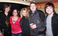 Rascal Flatts, The Band Perry, and Kristen Kelly at the Resch Center on 1/10/13 With Y100 10