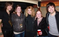 Rascal Flatts, The Band Perry, and Kristen Kelly at the Resch Center on 1/10/13 With Y100 9