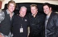 Rascal Flatts, The Band Perry, and Kristen Kelly at the Resch Center on 1/10/13 With Y100 21