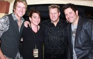 Rascal Flatts, The Band Perry, and Kristen Kelly at the Resch Center on 1/10/13 With Y100 20