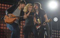 Rascal Flatts, The Band Perry, and Kristen Kelly at the Resch Center on 1/10/13 With Y100 12