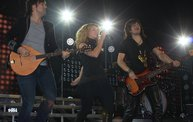 Rascal Flatts, The Band Perry, and Kristen Kelly at the Resch Center on 1/10/13 With Y100 11