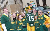 Packer Pep Rally in Downtown Green Bay 6