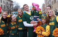 Packer Pep Rally in Downtown Green Bay 4