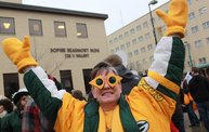 Packer Pep Rally in Downtown Green Bay 2