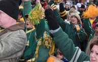 Packer Pep Rally in Downtown Green Bay 15