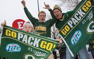 Packer Pep Rally in Downtown Green Bay 11