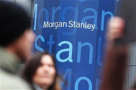 The headquarters of Morgan Stanley is seen in New York January 9, 2013. REUTERS/Shannon Stapleton