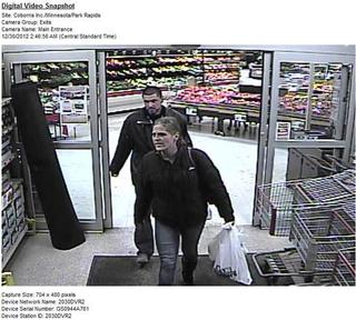 Vehicle theft suspects