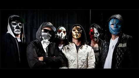 Image courtesy of HollywoodUndead.com (via ABC News Radio)