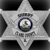 Clarke County Illinois Sheriff Badge
