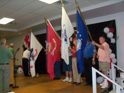 Veterans Day Program At Branch Counry Fair
