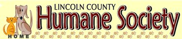 Lincoln County Humane Society logo