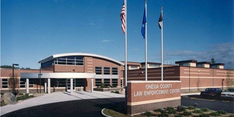 Oneida County Law Enforcement Center, Rhinelander, WI