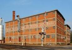 Vetter Manufacturing building, built in 1909 in Stevens Point, WI