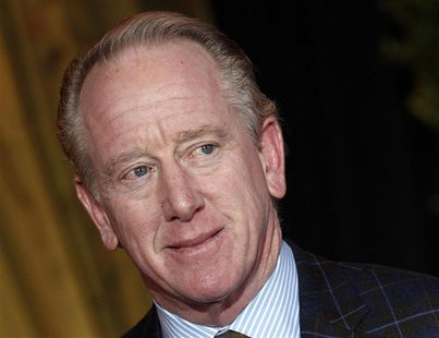Former NFL quarterback Archie Manning arrives for the Inaugural National Football League Honors at Super Bowl XLVI in Indianapolis, Indiana,