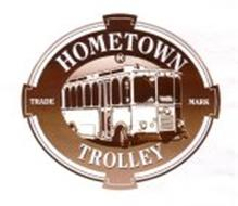 Crandon, Wisconsin's Hometown Trolley company logo